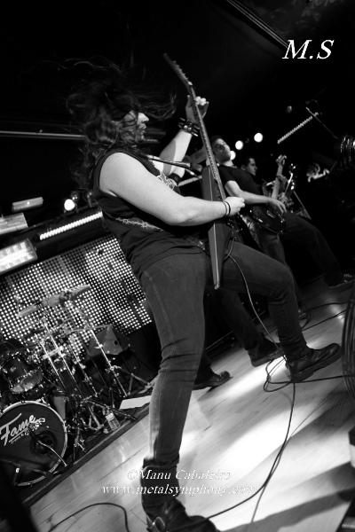 Leize + Ciclón + Ethos – 18 de octubre'14 - Sala Live (Madrid)
