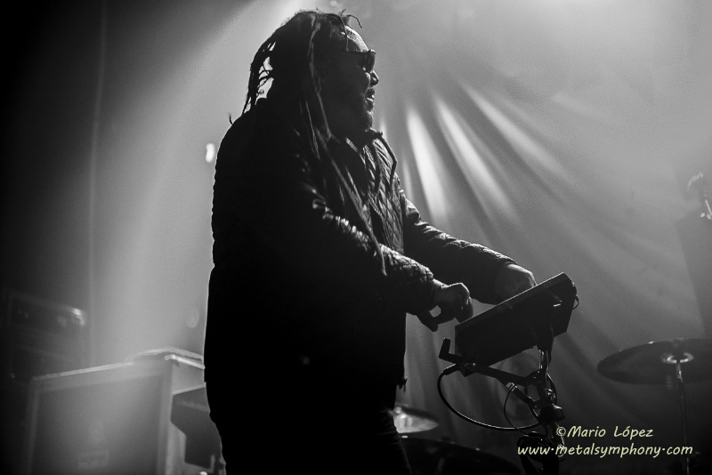 Skindred + AnTi-cLoNe - 7 de Noviembre'14 - Sala Caracol (Madrid)