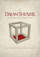 Dream Theater: Breaking the fourth Wall (DVD) // Roadrunner Records