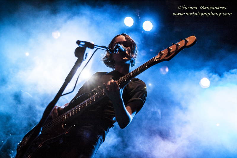 Sólstafir + Obsidian Kingdom+ Esben & The Witch – 26 de Noviembre'14 - Sala Caracol (Madrid)