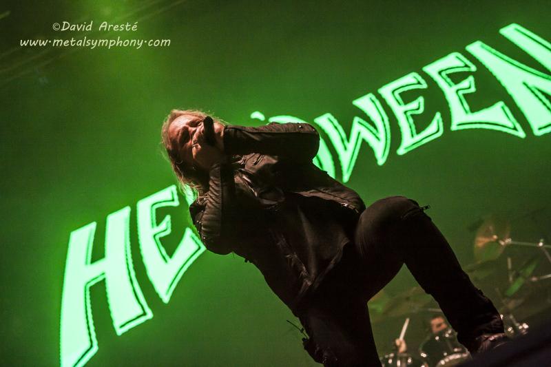 Horarios del concierto de «Helloween» (Pumpkins United) en Madrid