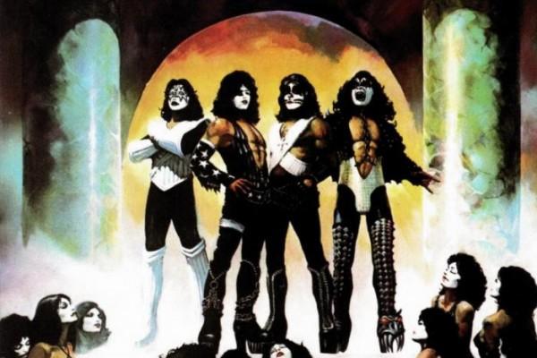 Kiss: Love Gun Deluxe // Universal Records