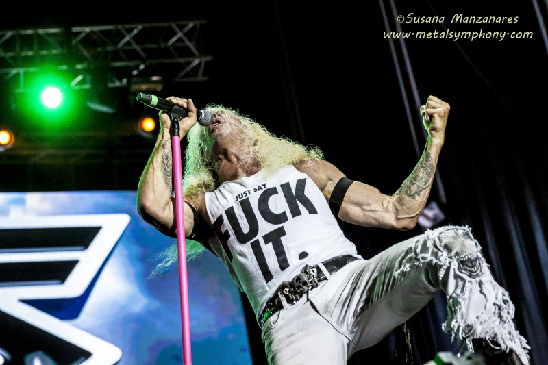Twisted Sister, Los Suaves, Lords of black, Atlas, Rock Fest bcn, Resurrection Fest'16...