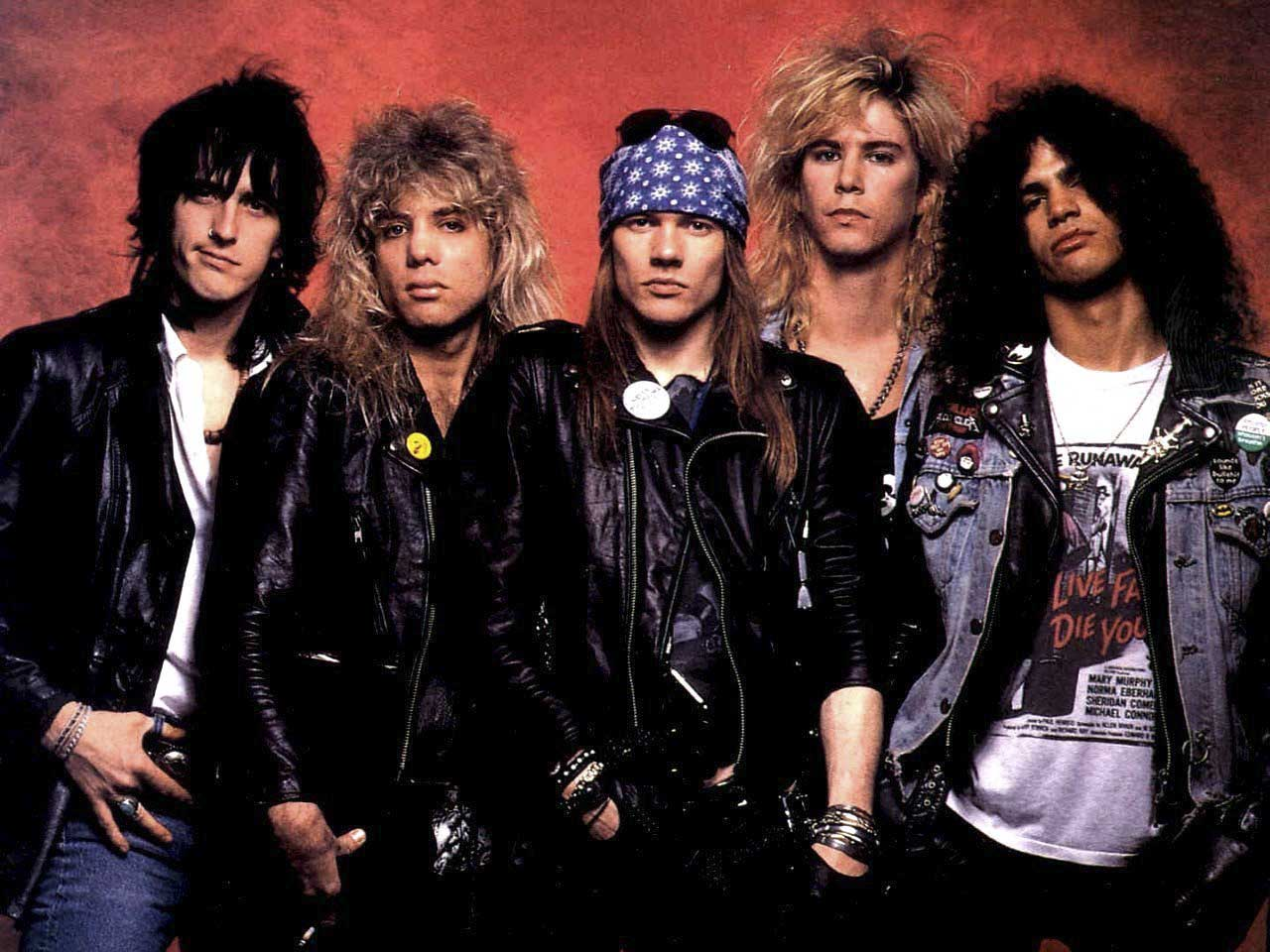 [Articulo] Guns N' Roses: Appetite for Destruction // Warner Music. Gnr1