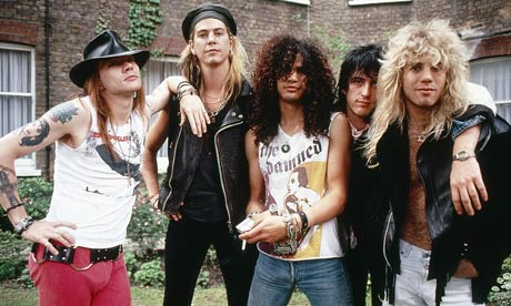 [Articulo] Guns N' Roses: Appetite for Destruction // Warner Music. Gnr2