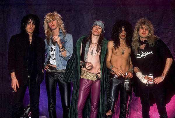 Guns N' Roses: Appetite for Destruction // Warner Music