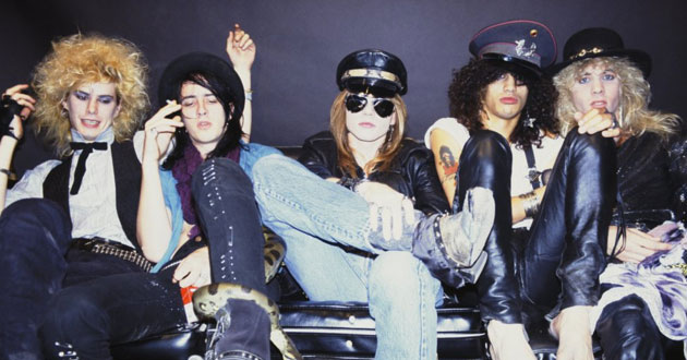 [Articulo] Guns N' Roses: Appetite for Destruction // Warner Music. Gnr5