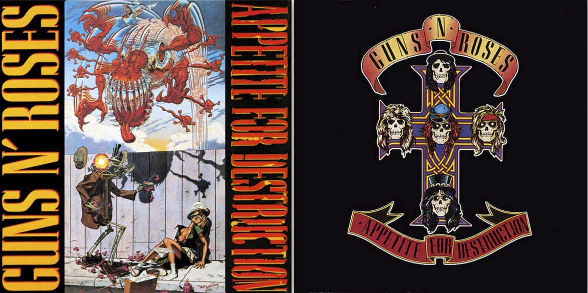 Guns N' Roses: Appetite for Destruction // Warner Music