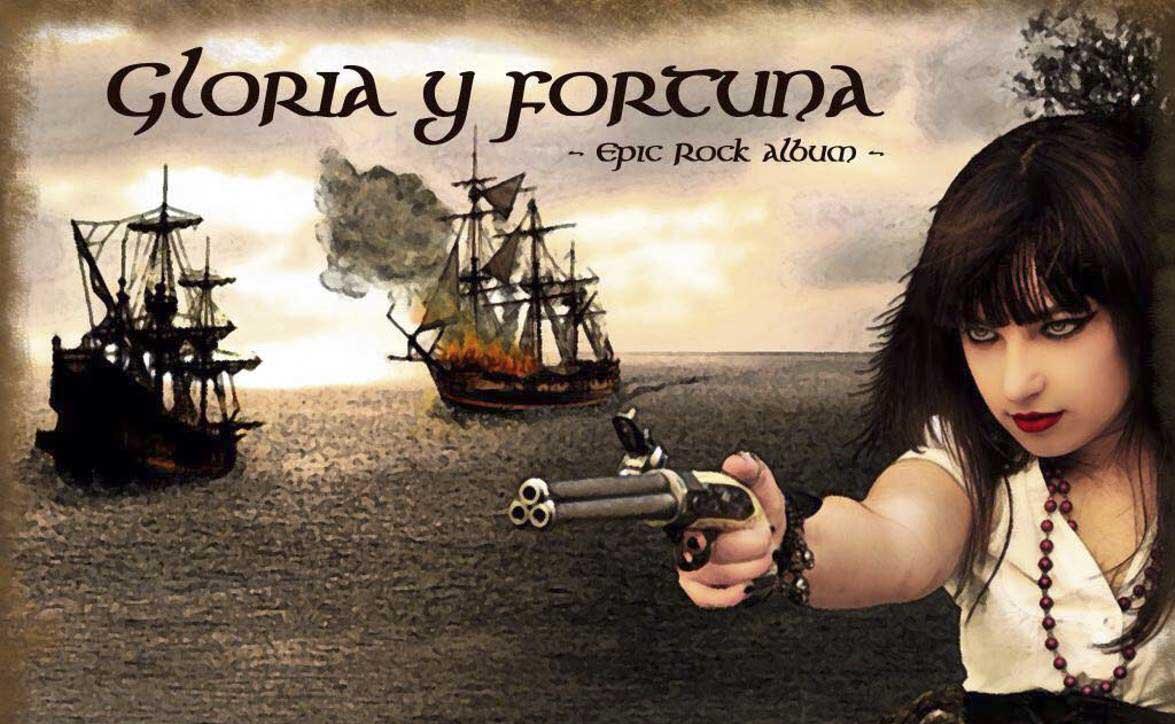 Víctor de Andrés: Gloria y Fortuna //Autoproducido
