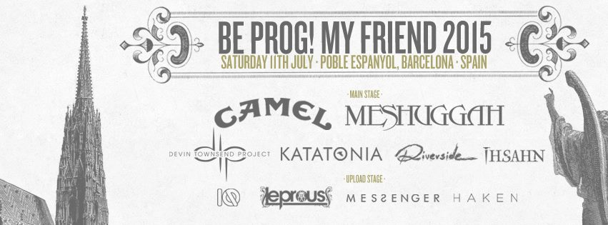 """Be prog…my friend!"" Fest 2015: Compra de entradas"