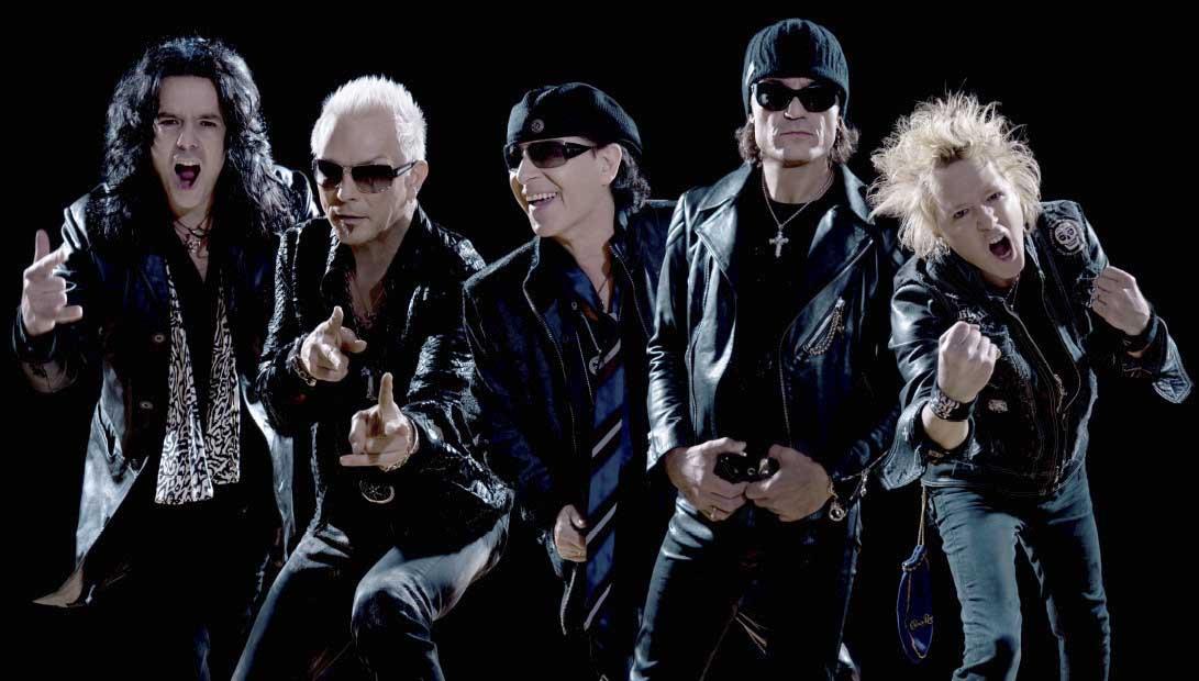 Scorpions serán uno de los cabezas de cartel del próximo Rock Fest BCN'15
