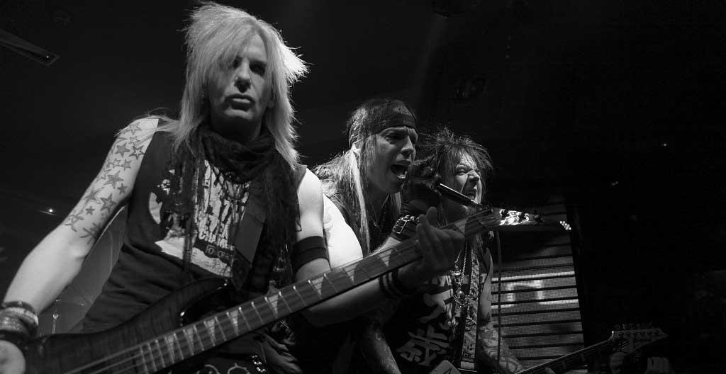 Tigertailz + Xtasy + Phase II Phase – 8 de diciembre'14 – Sala We Rock (Madrid)