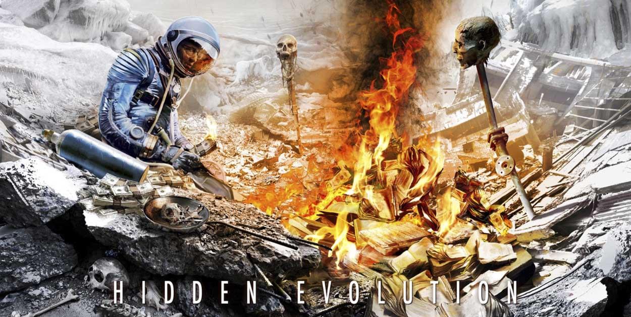 Angelus Apatrida: Hidden Evolution // Century Media