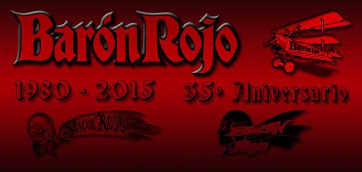 Concierto de la gira 35 aniversario de Barón Rojo en Tarragona