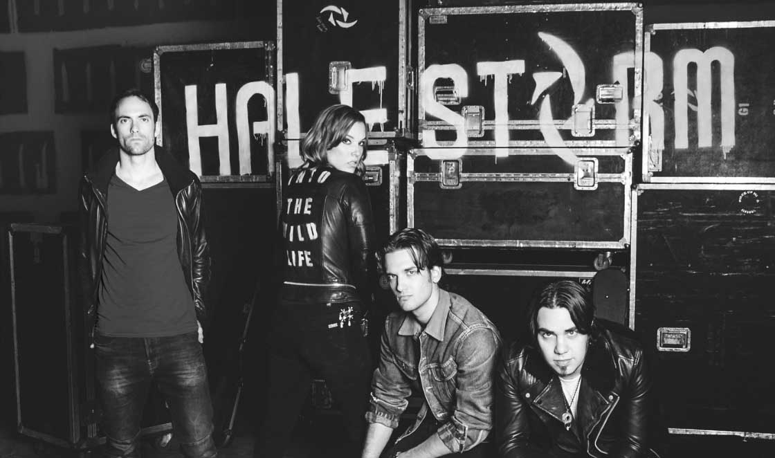 Halestorm: Apocalyptic – Into the Wildlife –