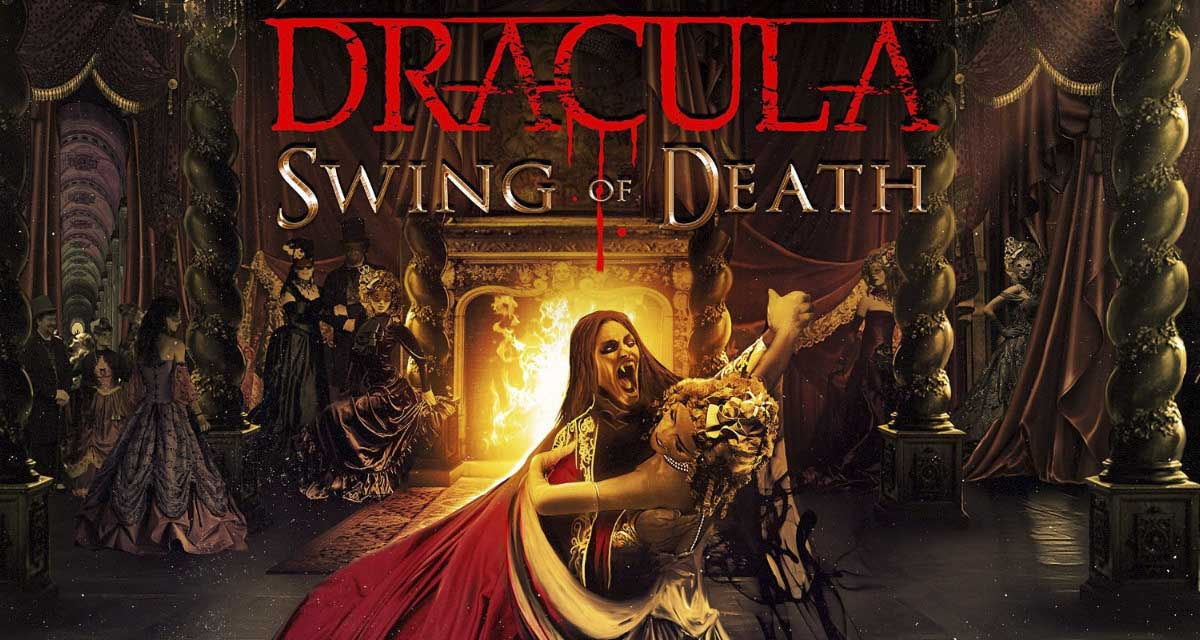 Jorn Lande and Trond Holter – Dracula: The Swing of Death // Frontiers Records