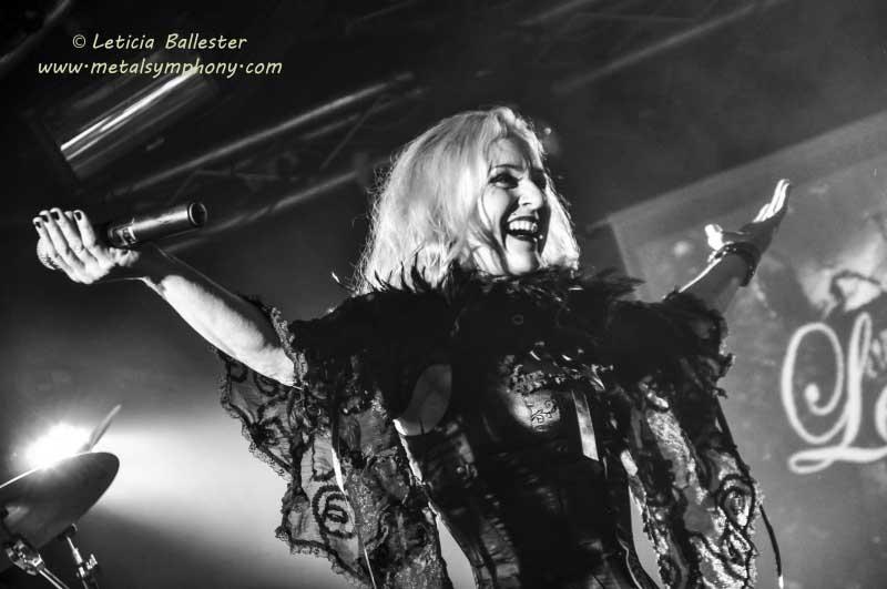 Diabulus in Musica + Atrocity + Leaves' Eyes - 16 enero'15 - Sala Penélope (Madrid)