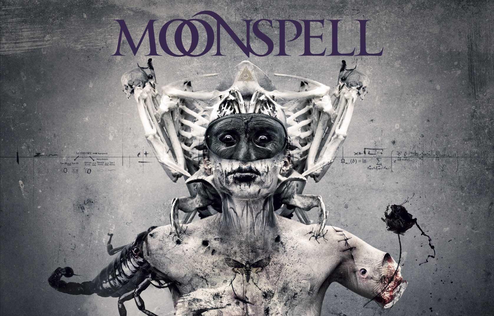 Gira española de Moonspell y Septic Flesh