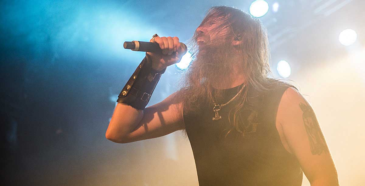 Amon Amarth + Huntress + Savage Messiah – 8 de Febrero'15 – Sala La Riviera (Madrid)