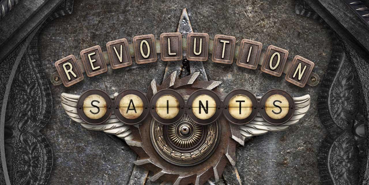 Revolution Saints: Revolution Saints // Frontiers Records