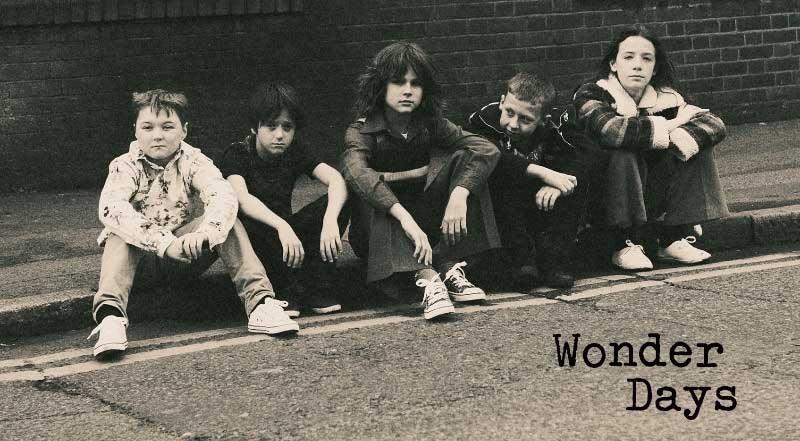 THUNDER: Wonder Days // Ear Music