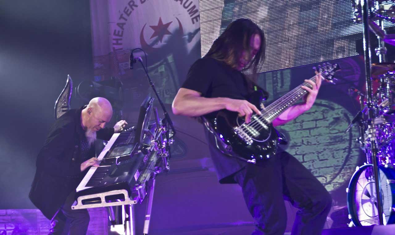 Dream Theater, Neal Morse, Nightwish, Angelus Apatrida, Jorge Salán, Riverside….