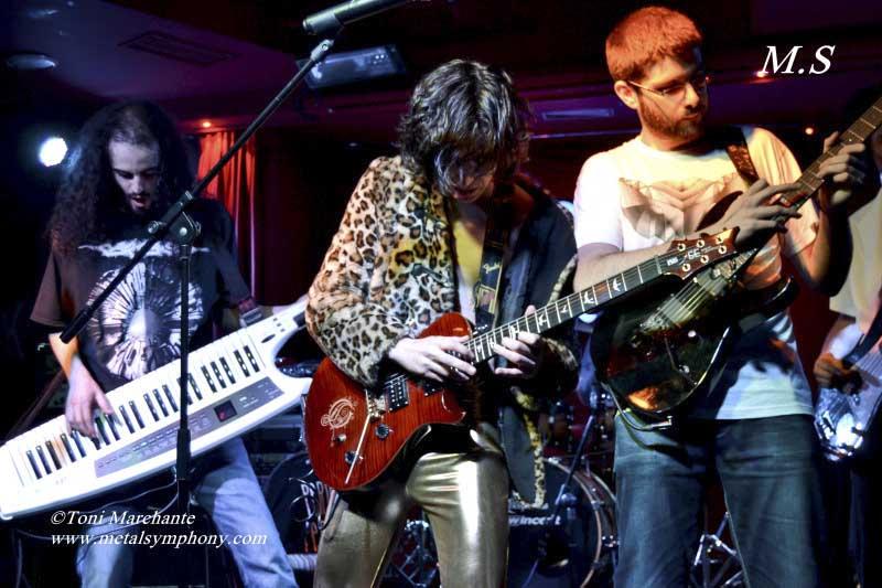 Dry River + Pervy Perkin - 27 de Febrero'15 - Sala We Rock (Madrid)