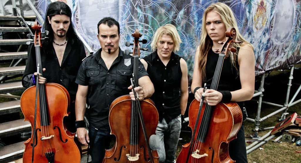 Apocalyptica: Seek and Destroy – Plays Metallica by four cellos