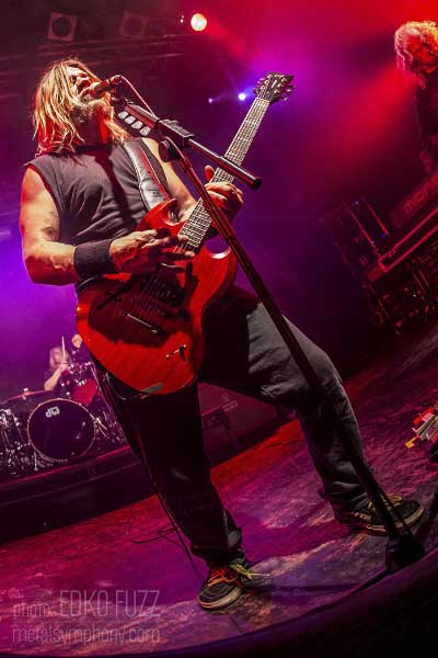 Corrosion of Conformity + Hang the Bastard - 13 de Marzo'15 - Electric Ballroom (Londres)