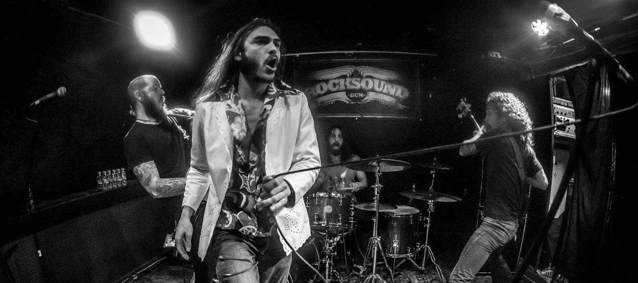 Crobot – 17 de Marzo'15 – Sala RockSound (Barcelona)