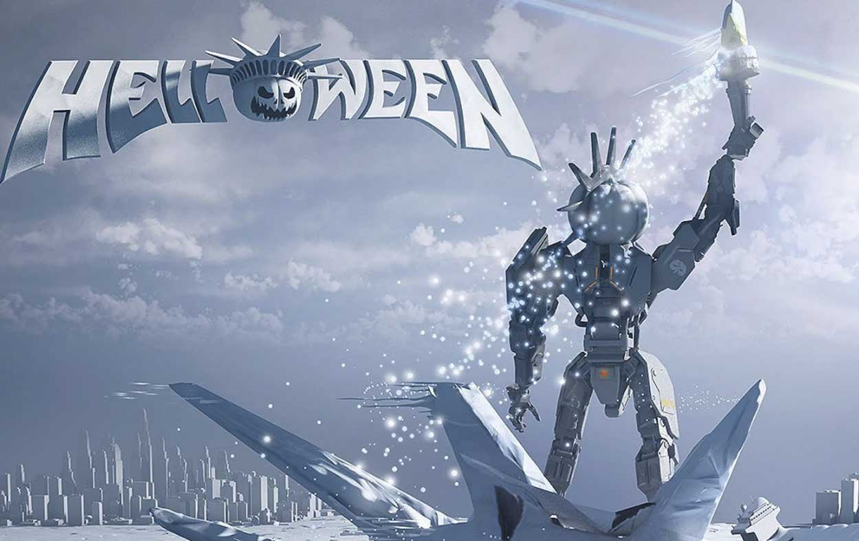 Helloween: My God-Given Right // Nuclear Blast