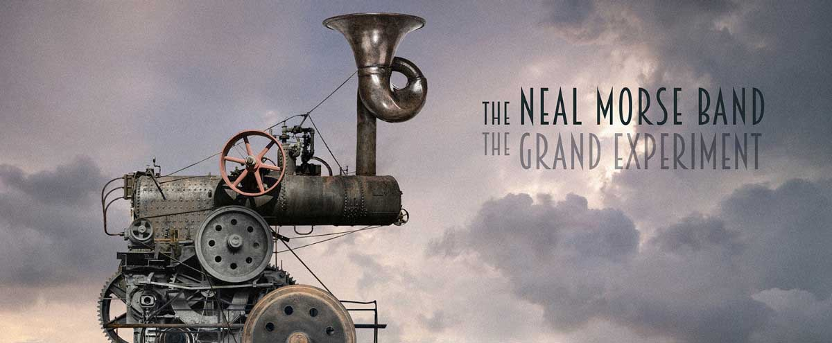 The Neal Morse Band: Agenda – The Grand Experiment