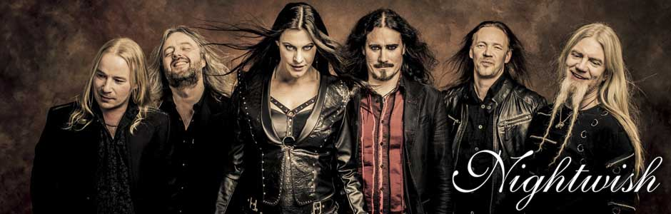 Nightwish: Endless Forms Most Beautiful // Nuclear Blast