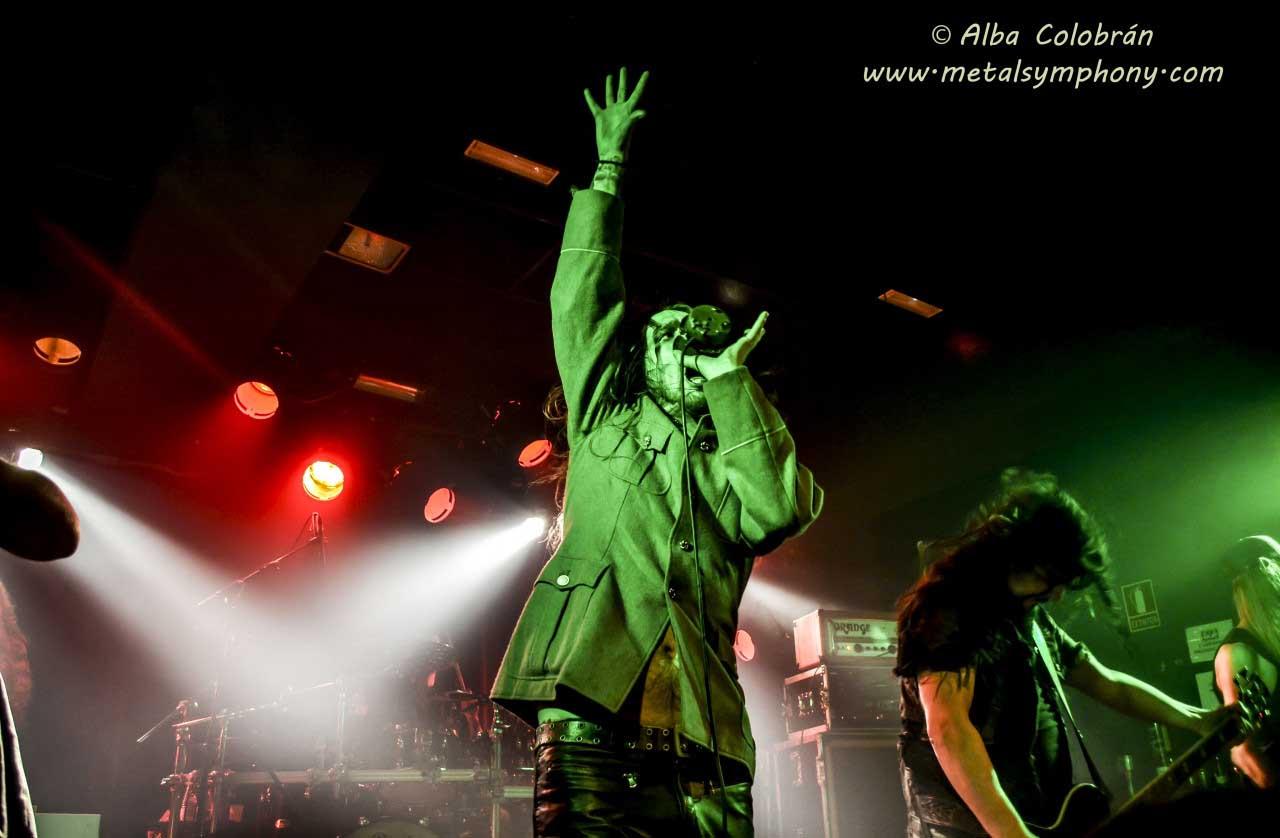 Finntroll + Hatesphere + Profane Omen – 18 de Marzo'15 – Sala Apolo [2] (Barcelona)