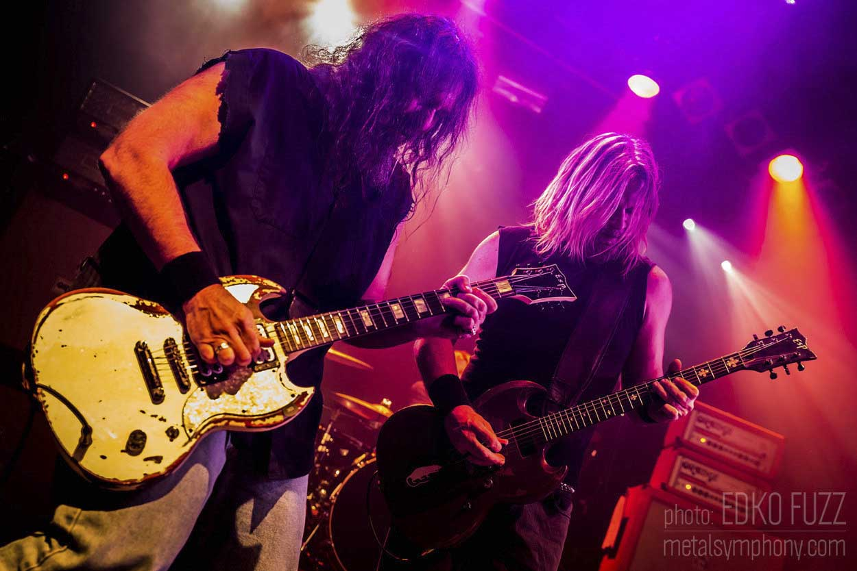 Corrosion of Conformity + Hang the Bastard – 13 de Marzo'15 – Electric Ballroom (Londres)