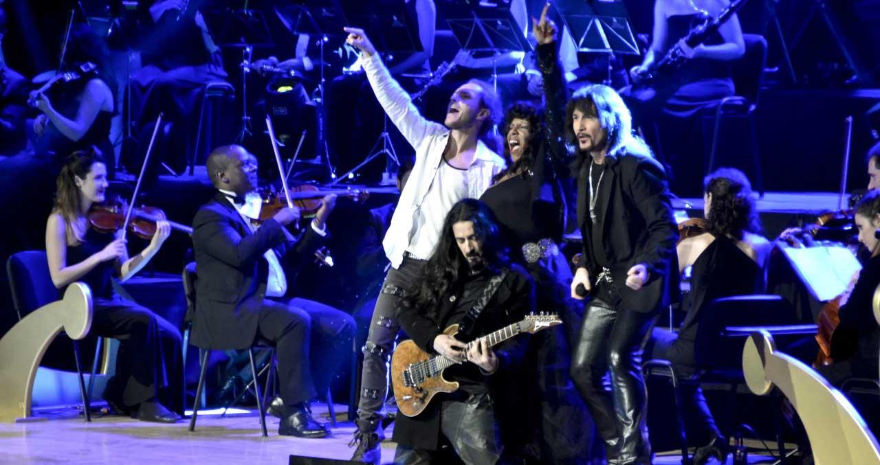 Symphonic Rhapsody of Queen – 28 de Noviembre'14 – Palau Firal i de Congressos (Tarragona)