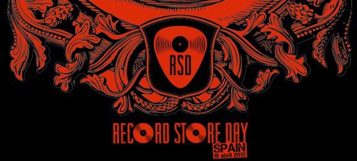 Programación de las actividades para el Record Store Day 2015