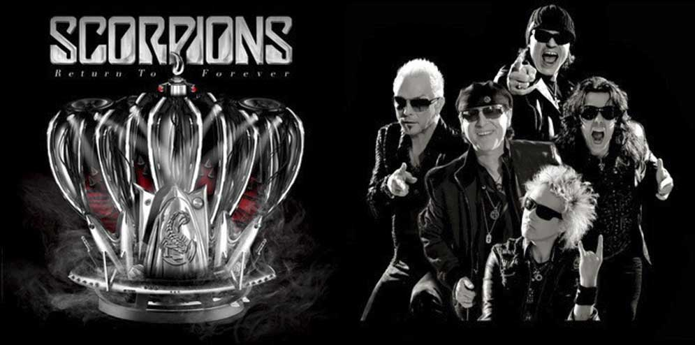 Scorpions: Return to Forever // Legacy Recordings