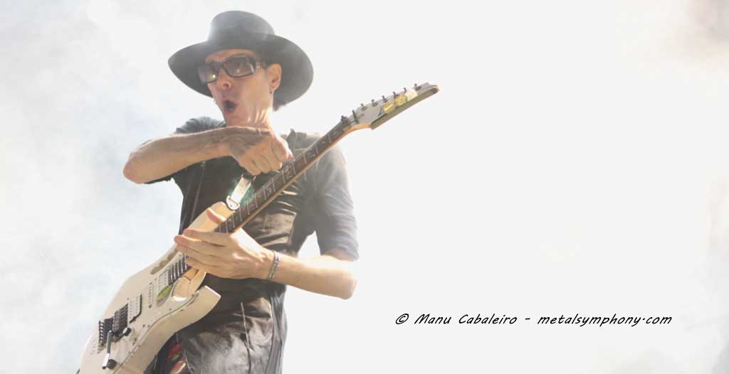 Steve Vai: Stillness in Motion – Vai Live in L.A // Sony Music
