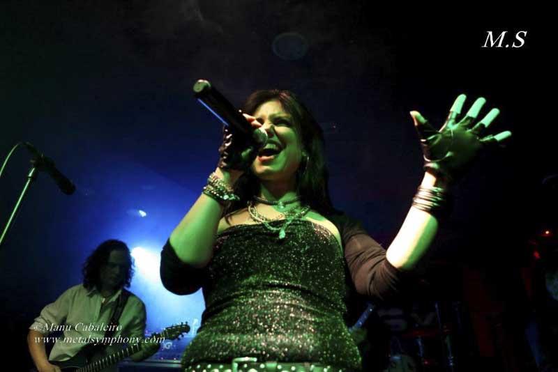 Eclipse + Xtasy + ToxicRose – 20 de marzo'15 – Sala We Rock  (Madrid)