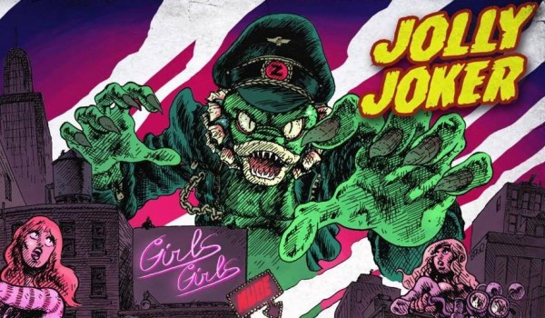 Jolly Joker: Rockin' in Stereo – Here come the jokers!!!