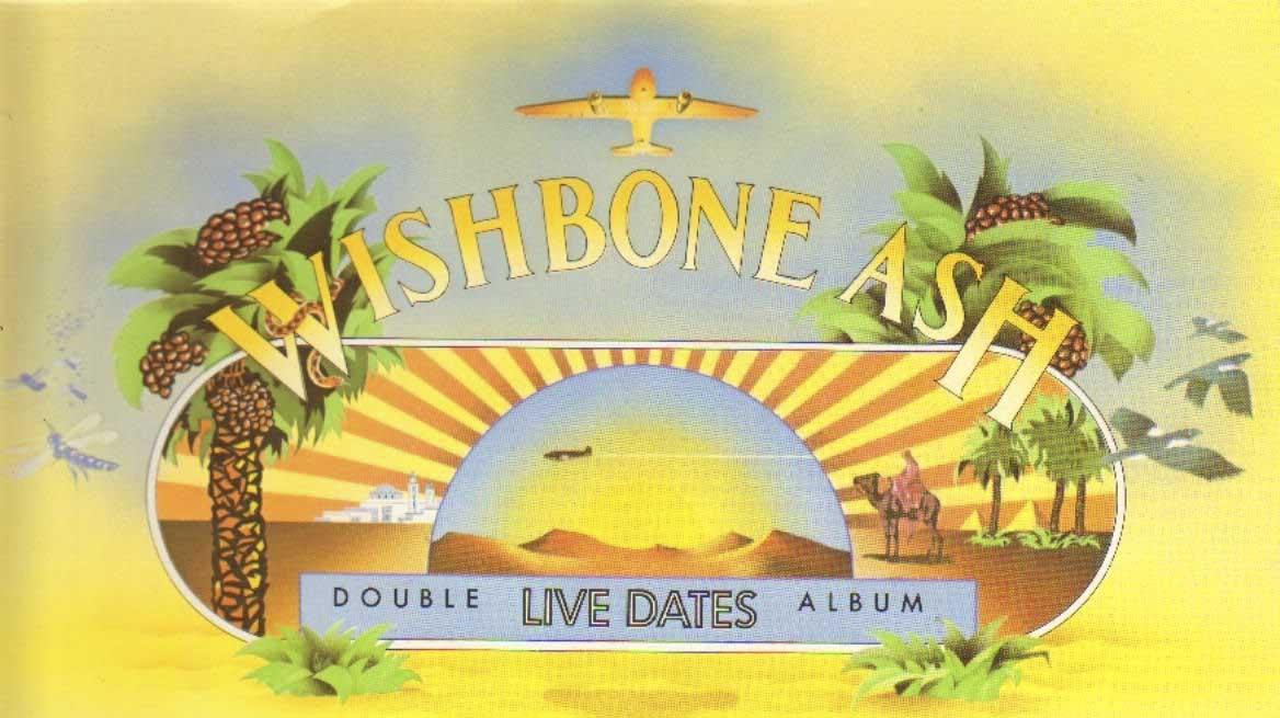 Detalles del concierto de Wishbone Ash en Madrid