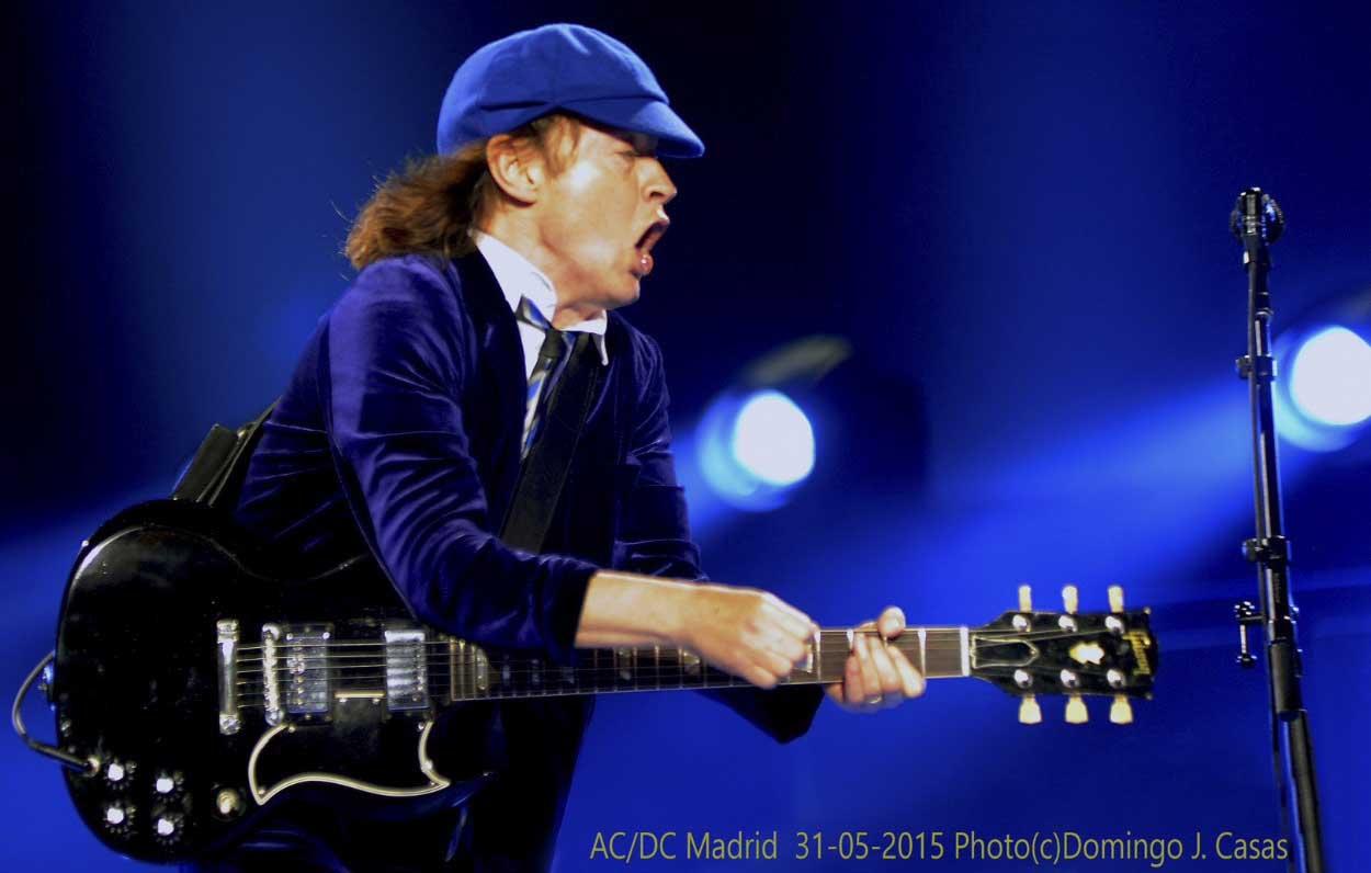 AC/DC + Vintage Trouble – 31 de Mayo'15 – Estadio Vicente Calderón (Madrid)