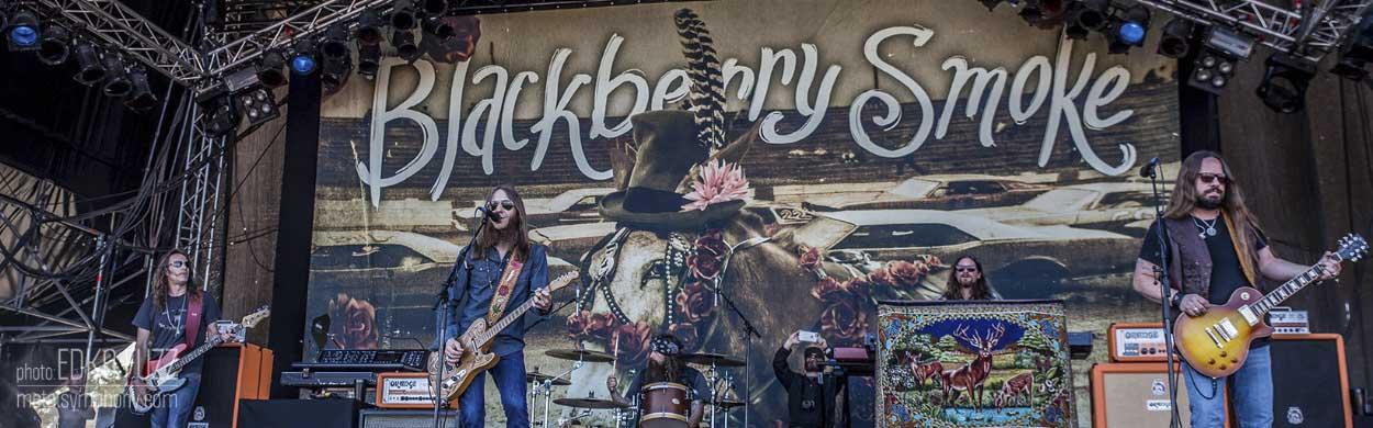 Blackberry Smoke – 5 de Junio'15 – Sweden Rock Festival