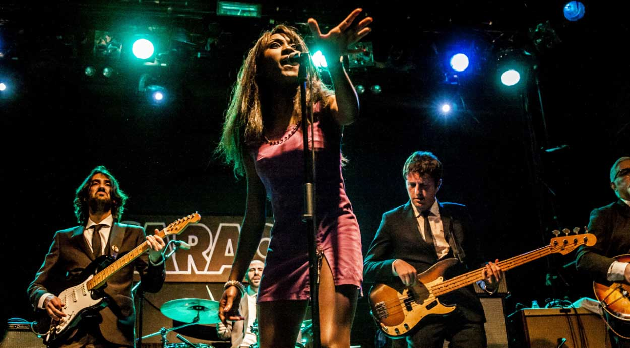 The Excitements + The Limboos – 25 de Abril'15 – Sala Caracol (Madrid)