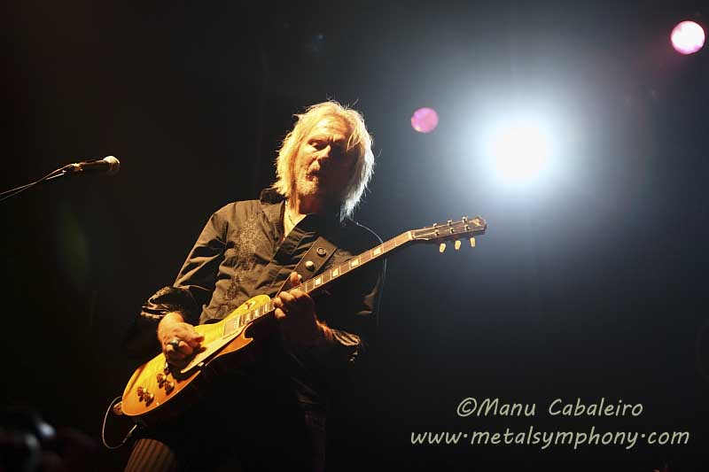 Wishbone Ash – 27 de mayo'15 – Sala Caracol (Madrid)