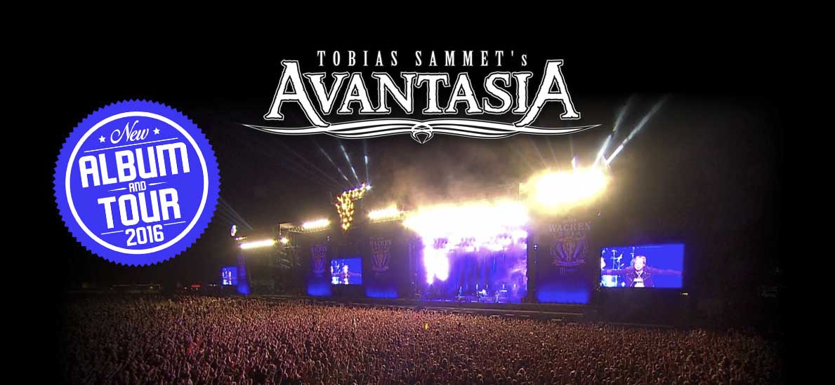 Avantasia, Saratoga, Flying Colors, Battle Beast, Orphaned Land, Hamlet…