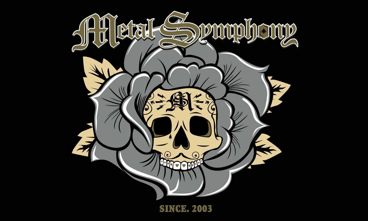 Camisetas de MetalSymphony.com ya a la venta!!!