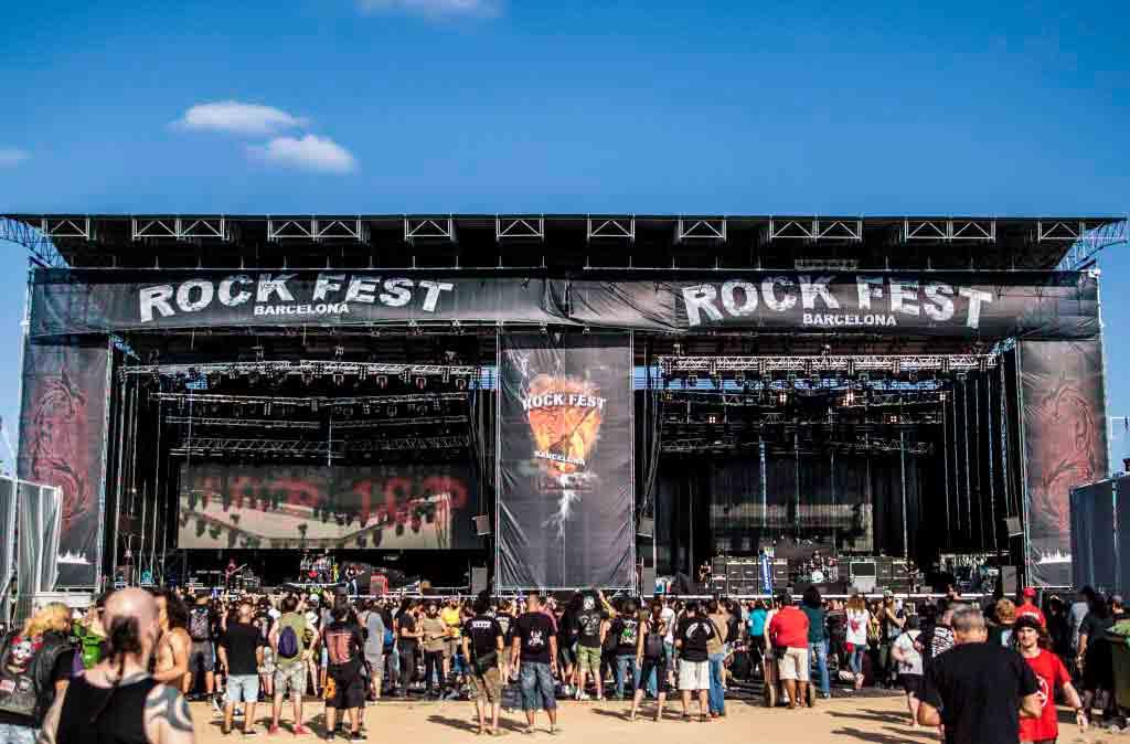 Rock Fest'16: Información de interés general
