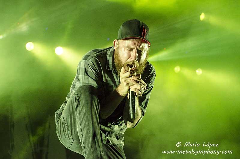 In Flames, Diabulus in Musica, Antalgia, Paul Gilbert, Opeth, Tyketto…